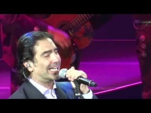 Alejandro Fernández - Que lástima - Luna Park - Buenos Aires - Argentina - 15/03/2014
