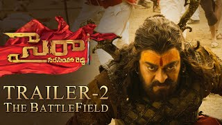 Sye Raa Trailer 2  - The Battlefield
