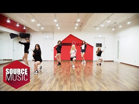 Fingertip (Dance Practice Version)
