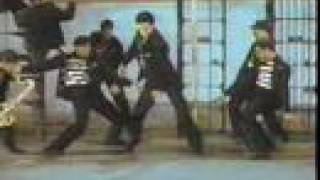 Elvis Presley Jailhouse Rock 1957 colour