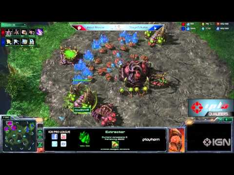 IPL 3 - Qualifier #1 Ro64 - mouz Morrow vs SlayerS Kuma - Game 2 of 3