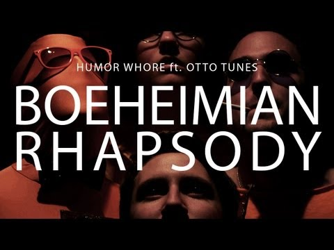 Boeheimian Rhapsody [feat. Otto Tunes] (Parody of Queen's Bohemian Rhapsody)