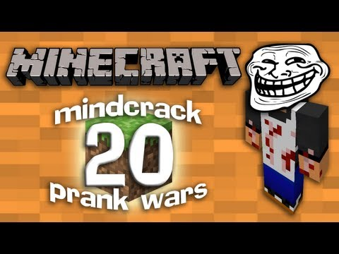 Mindcrack Prank Wars - EP20 - Prank Or Gift?