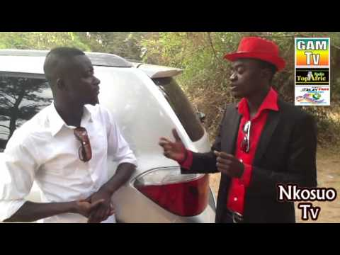 Nkosuohene 1 on 1 with Kwadwo Nkansah Dj Lil Wayne (Interview)