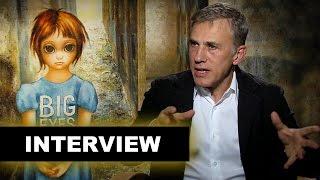 Christoph Waltz Interview Today! Big Eyes, Bond Spectre - Beyond The Trailer
