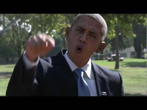 Obama Gangnam Style Extended Dance