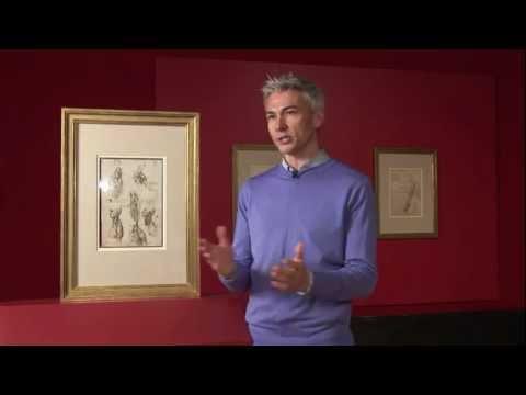 Jonathan Edwards previews Leonardo exhibition