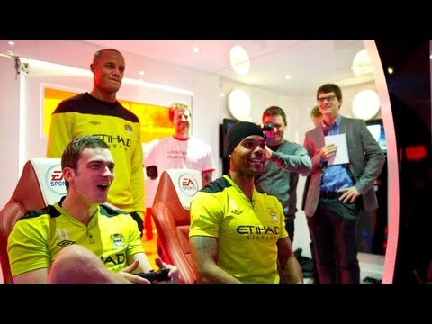 FIFA 12 Pro Player Tournament | Manchester City