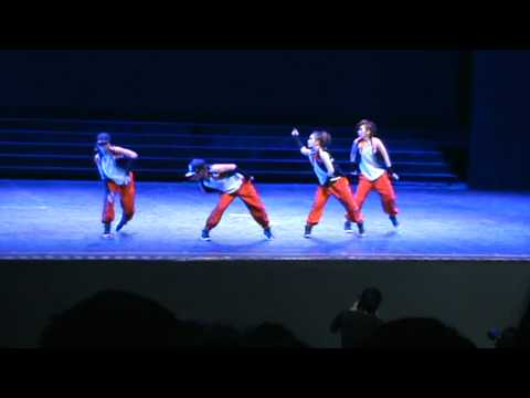 Da' Street Soulz, Singapore Dance Delight Vol. 3 Finals
