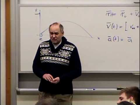 Physics 240 Lecture 10 - Motion with Constant Acceleration