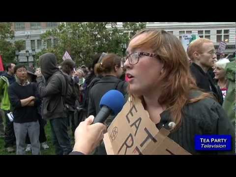 The Socialist OWS mob invades Oakland, California: Occupy Oakland
