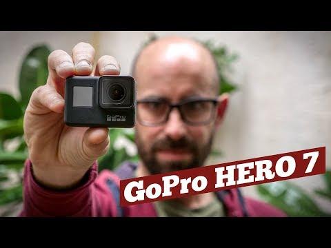 GoPro HERO 7: ¿La mejor cámara de acción del mercado?