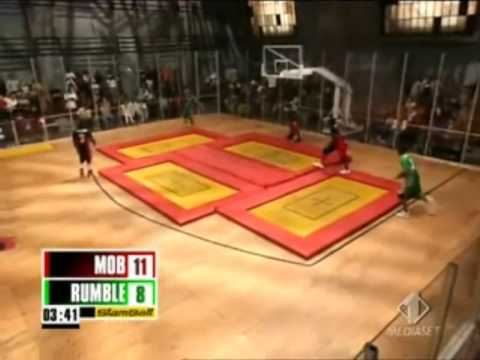 SlamBall 2002 : Mob - Rumble[1/3]