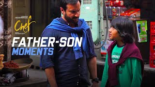 Making of the Father - Son Moments | Chef