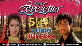 First Love Letter Audio Jukebox  Vivek Musharan, Manisha Koirala