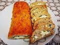 Закуска рецепт РЫБНЫЙ РУЛЕТ с яйцом и луком Рулет рецепт Холодная закуска на ПРАЗДНИЧНЫЙ стол