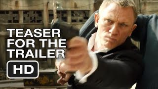 Skyfall - Teaser for the Trailer (2012) - James Bond Movie HD