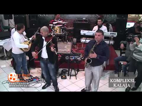 Kompleksi Kalaja--Adi Sybardhi--Ervin Gonxhi--Orkestrale--Live--2013