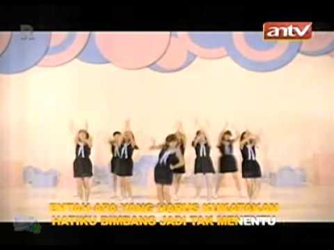Video Klip + lirik - Cherrybelle - Dilema @ Klik ANTV