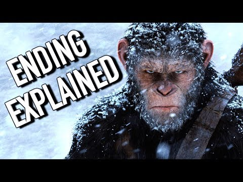 War for the Planet of the Apes Ending Explained - UCEl1uPV2NjW0xzceOth7Hbw