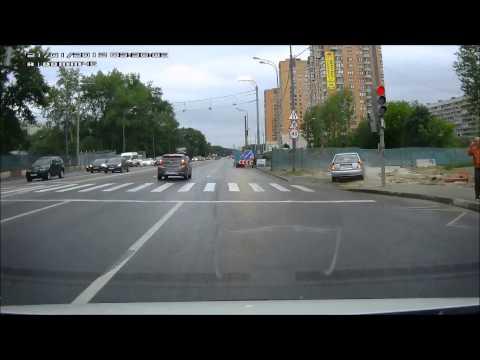 Подборка ДТП с видеорегистраторов 84