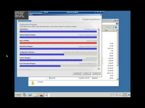 System Center 2012 Unified Installer - Part 3 of 3