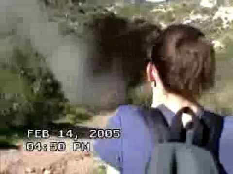 UFO-OVNI Encuentro con Alien - Tacoma Feb-14 2005
