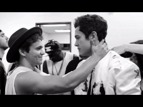 #TourLife Ep 20 Zach is U Boy & New Jersey pre-show