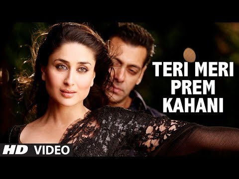 """Teri meri"" Bodyguard (video song) Feat. 'Salman khan', Kareena kapoor"