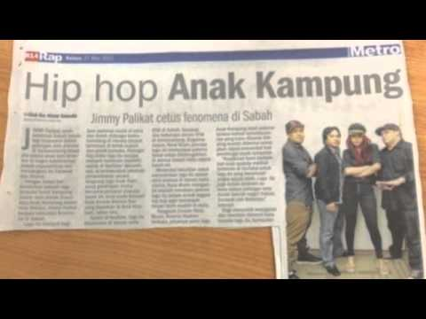 ANAK KAMPUNG JIMMY PALIKAT feat ONE NATION EMCESS (OFFICIAL MUSIC VIDEO)
