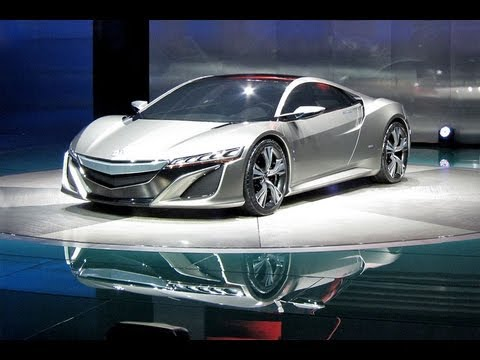 2012 Detroit Auto Show Highlights -- Inside Line