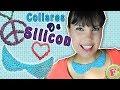 Maxi Collar Y DIJES de SILICON! ( VR Miranda)