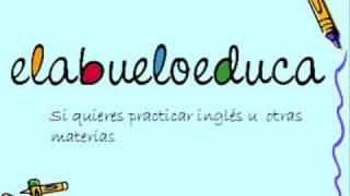 Aprende los colores en inglés con elabueloeduca