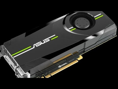 GeForce GTX680 ASUS Graphics Card Overview