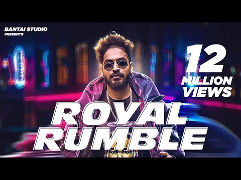 EMIWAY - ROYAL RUMBLE (PROD BY. BKAY) (OFFICIAL MUSIC VIDEO)
