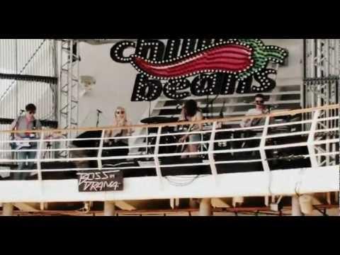 Plastiscines Sound Check - Navio Chilli Beans