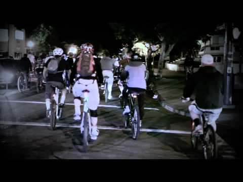 Critical Mass San Diego, January 2012 (Official Video)