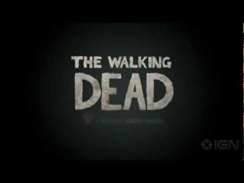 The Walking Dead: The Game - Teaser Trailer