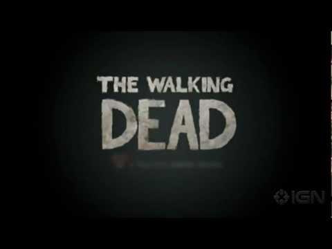The Walking Dead: The Game - Teaser Trailer