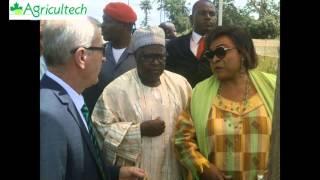 Révolution agricole au Cameroun