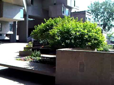HABITAT 67 Walk-Around | Montreal, Quebec, Canada