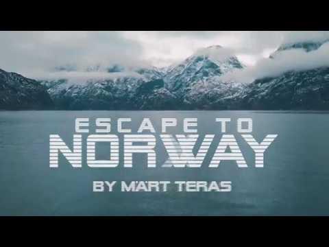 Escape to Norway Winter Magic - GoPro Hero5 and DJI Mavic Pro Snowboarding & Travel Music video