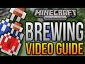 Minecraft (Xbox 360) - BREWING / POTIONS (Video Guide) - 1.0.1 / 1.9 Update Features! [TU7]