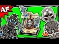 Lego Avengers Throne of Ultron Exclusive SDCC 2015 Stop Motion Build Review
