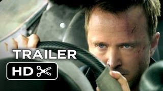 Need For Speed Official Trailer (2014) - Aaron Paul Movie HD