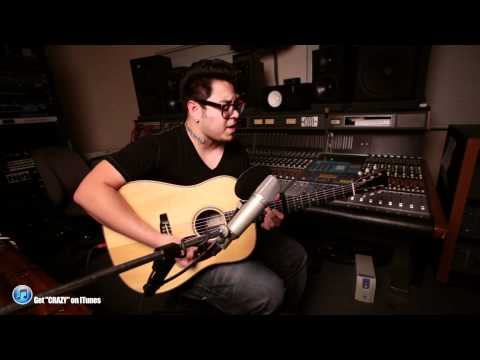 "Andrew Garcia ""Crazy Acoustic Version"" YTF"