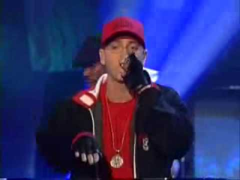 Eminem - Just lose it live in germany