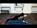 Как укрепить мышцы спины дома! Комплекс упражнений