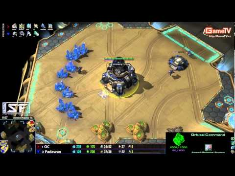 SC2 | APC: Padawan vs OC Bo5 Set 4 04.01.2014