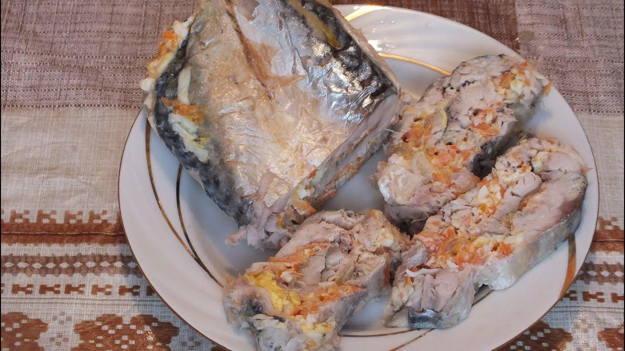 Рыба в рукаве в микроволновке рецепт